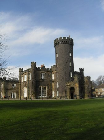 Swinton Park Country Club and Spa : Your spectacular point of arrival