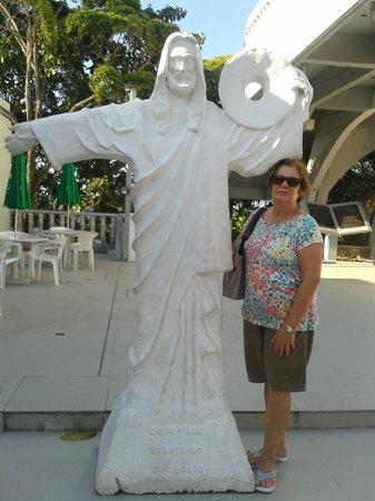 Estátua do Cristo Luz