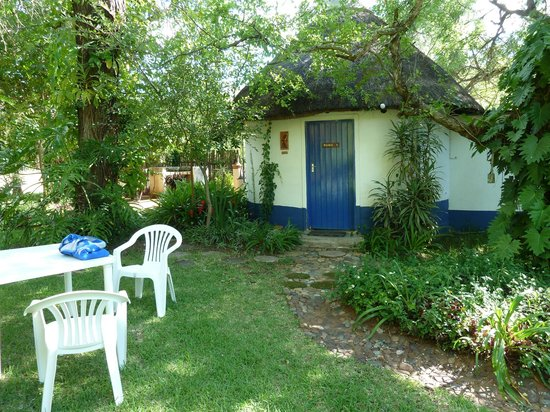 Blue Cottages Country House: Rondavel