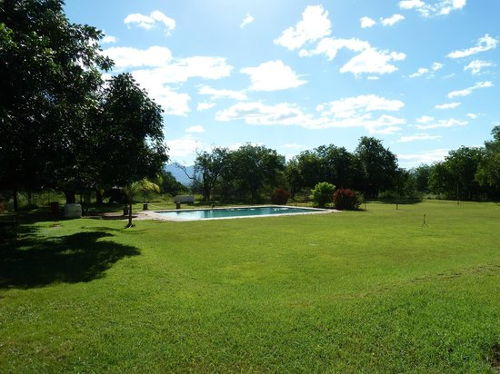 Blue Cottages Country House: Swimming pool