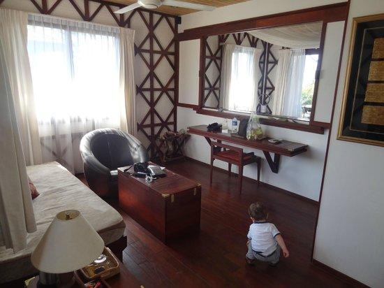 ViewPoint Lodge & Fine Cuisines: Le petit salon