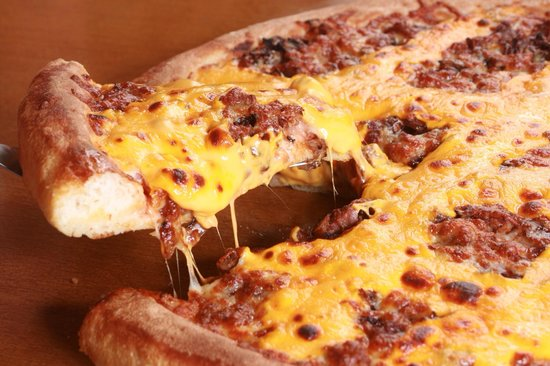 Mr.Texas Pizza Pan : Cheddar MR. Melt