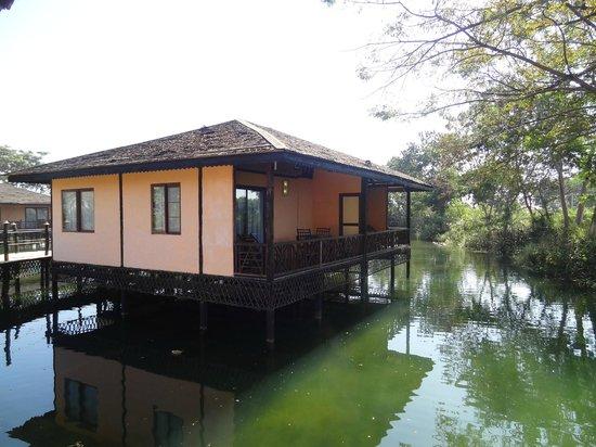 ViewPoint Lodge & Fine Cuisines : Les bungalows