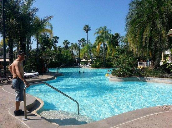 Loews Royal Pacific Resort at Universal Orlando: Pool