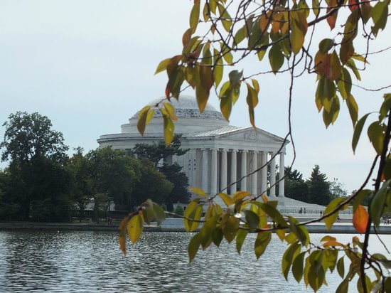 Jefferson Memorial: vista