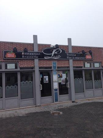 Restaurant L'Inedit: Notre façade