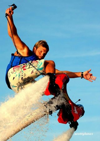 Power Up Watersports: Come Fly with Us!