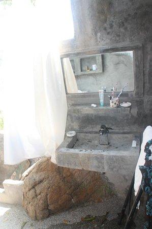 Blue Heaven Resort: Salle de bain