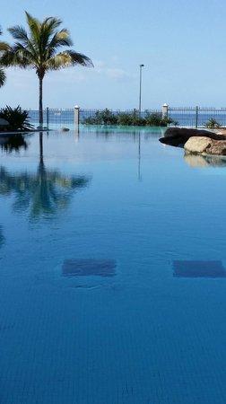 Lopesan Villa del Conde Resort & Corallium Thalasso: Piscina