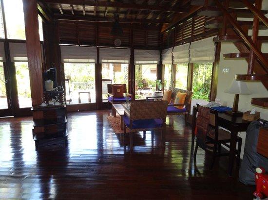 Amata Resort and Spa : Coin salon