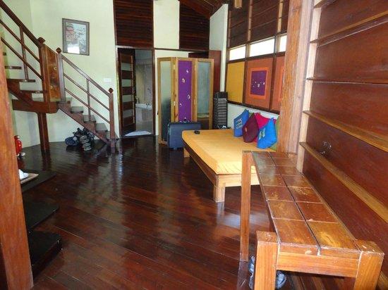 Amata Resort and Spa : Entrée chambre