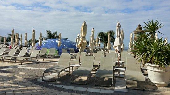 Lopesan Villa del Conde Resort & Corallium Thalasso: Cupula del Spa