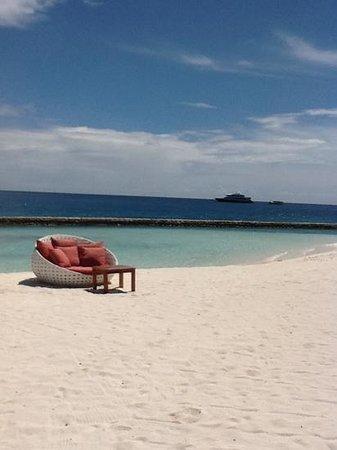 Kuramathi Island Resort: beautiful