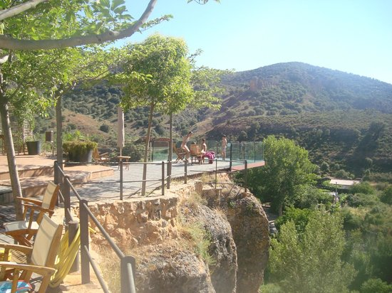 Castillo de Somaen: quelle vue!