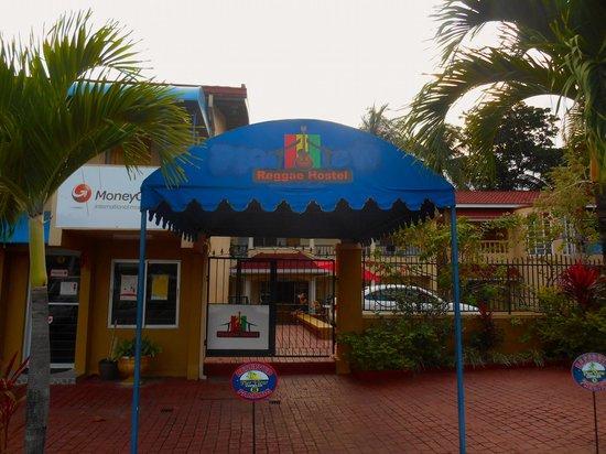 Reggae Hostel Ocho Rios