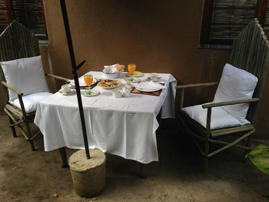 Dar Amane Guest Lodge : Breakfast