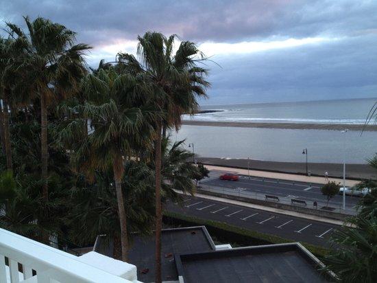 ClubHotel Riu Paraiso Lanzarote Resort : Vue de la chambre