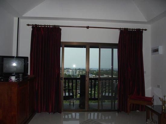 Boomerang Village Resort: view from room