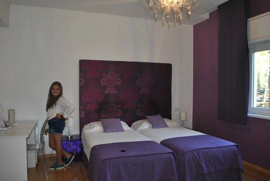 Emily Suites: habitacion 2
