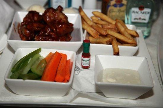 The Ritz-Carlton, Toronto: Perfect last night snack