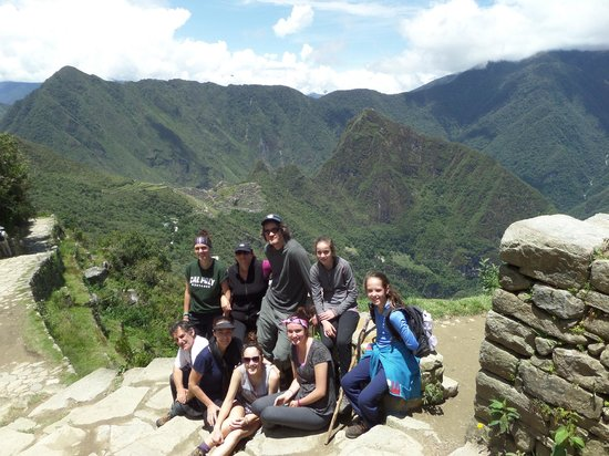 Camino Inca: We Made It! Macchu Picchu