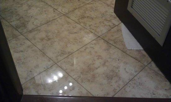 Aro Palace: 5* - Bathroom - Full Of Water - Inproper Drainning