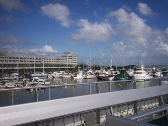 Mantra Esplanade Cairns: Cairns jetty