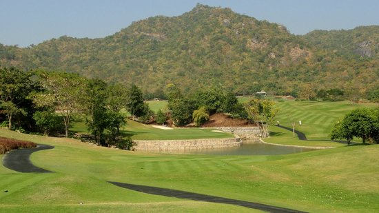 Black Mountain Golf Club : Black Mountain