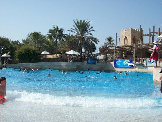 Wild Wadi Water Park: large  pool