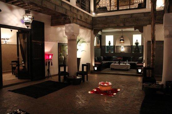 Riad Terra Bahia: lobby