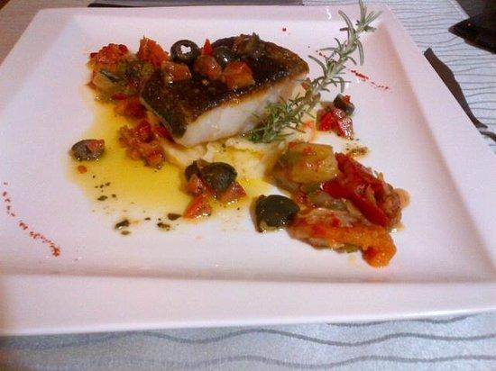 Hotel Le Louvre : repas