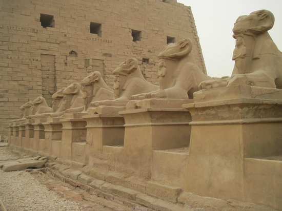 Private Trips In Egypt - Day Tours: Ram Sphinx
