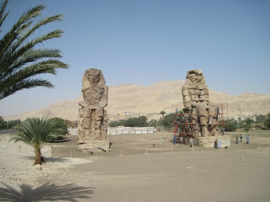Private Trips In Egypt - Day Tours: The Colossi of Memnon
