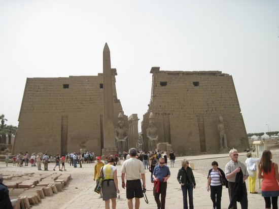Private Trips In Egypt - Day Tours: Luxor Temple