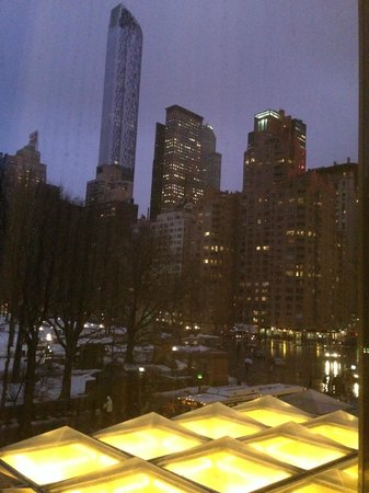 Trump International Hotel and Tower New York: View from 3rd floor
