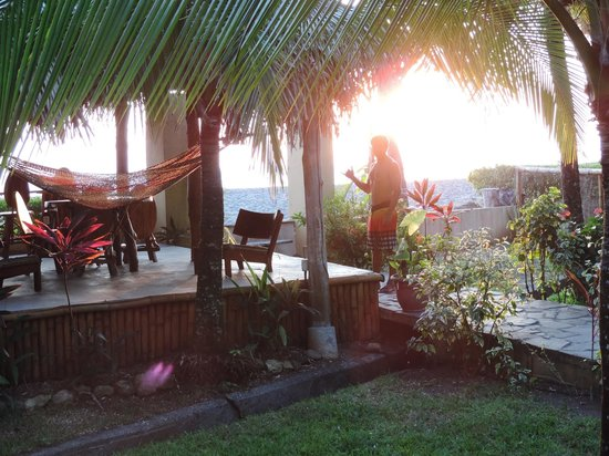 Sandpiper Hotel : lounge