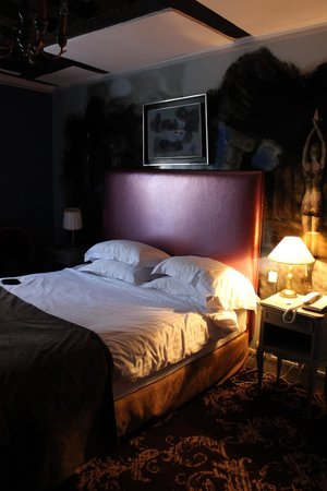 Crystal Hotel: notre chambre N°17