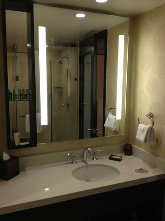 The L.A. Hotel Downtown: Standard Room