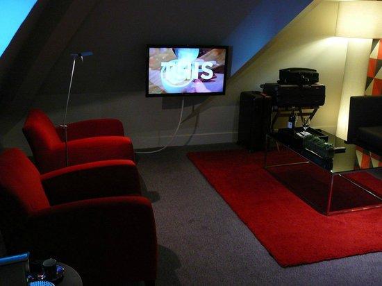 Andaz London Liverpool Street: Suite im 6. OG