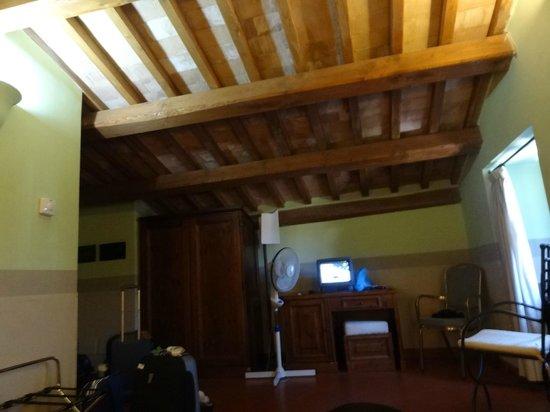 Domus Sessoriana Hotel: habitación