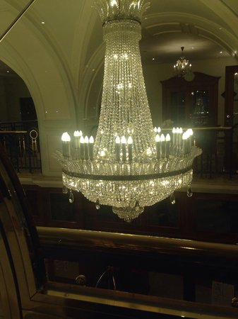 Art Nouveau Palace Hotel : Lovely