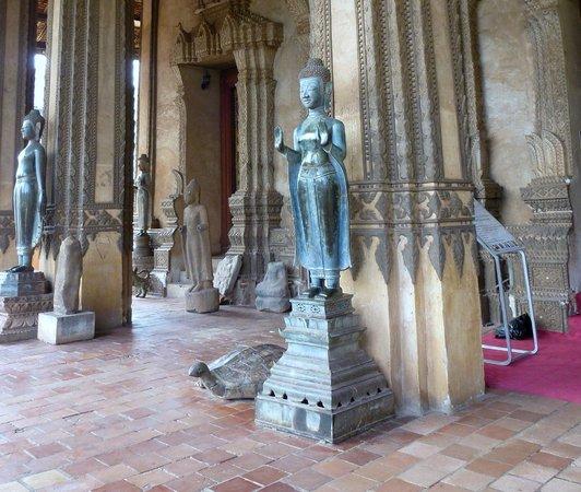 Ho Phra Keo (Bronzes)
