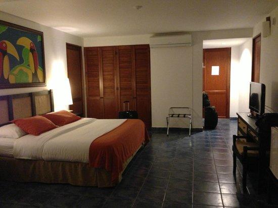 Royal Decameron Beach Resort, Golf & Casino : batiment 42 chambre 4226