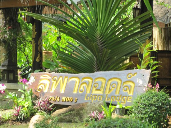 Lipa Lodge Beach Resort: Lipa Lodge Resot