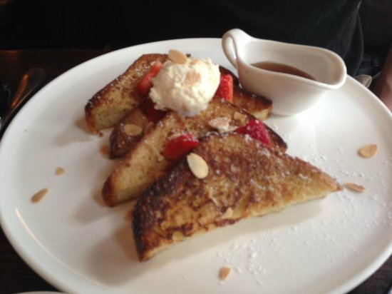 French Toast Picture Of Woodward Table Washington Dc
