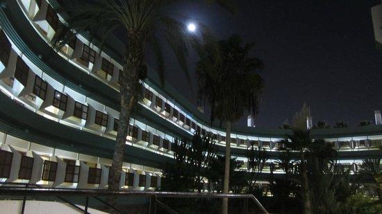 Aparthotel Playa del Ingles: маленький корпус