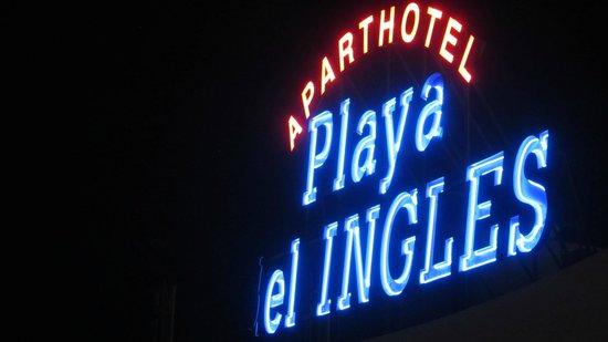HL Suitehotel Playa del Ingles: Aparthotel Playa del Ingles