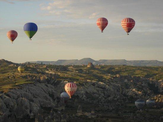 Kapadokya Balloons : A dream over Kapadokya