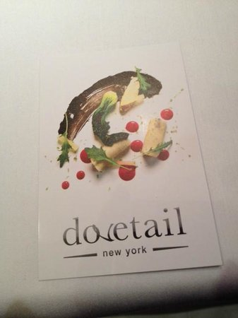 Dovetail postcard