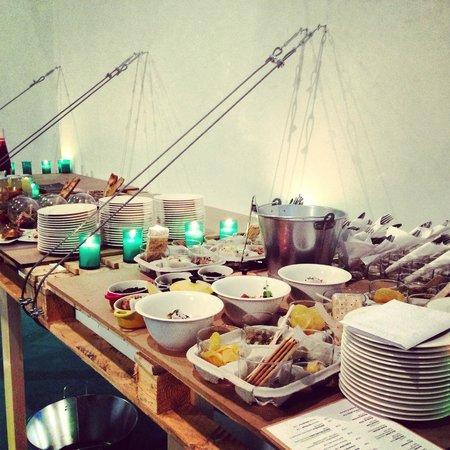 El Restaurante de Baluarte: Gastro Bar Fortius 2013, El Restaurante en el parque de la Ciudadela